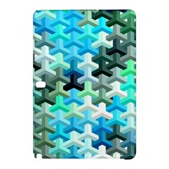 Mosaic & Co 02a Samsung Galaxy Tab Pro 12 2 Hardshell Case by MoreColorsinLife