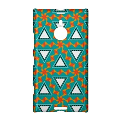 Triangles And Other Shapes Patternnokia Lumia 1520 Hardshell Case by LalyLauraFLM