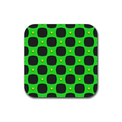 Black Holes			rubber Square Coaster (4 Pack by LalyLauraFLM