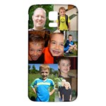 my boys case - Samsung Galaxy S5 Back Case (White)