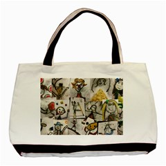 By Emilie Sonrel   Basic Tote Bag (two Sides)   Agqq24wute1h   Www Artscow Com Front