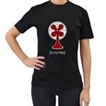 Metal Fan Women s T-Shirt (Black)