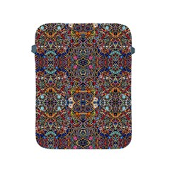 Kaleidoscope Folding Umbrella #10 Apple iPad 2/3/4 Protective Soft Cases by BadBettyz