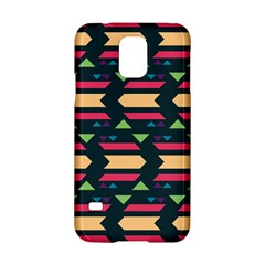 Triangles And Other Shapessamsung Galaxy S5 Hardshell Case by LalyLauraFLM