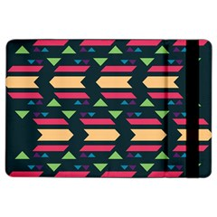 Triangles And Other Shapesapple Ipad Air 2 Flip Case by LalyLauraFLM