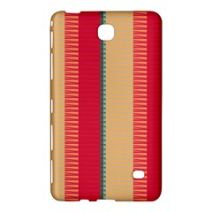 Stripes And Other Shapes			samsung Galaxy Tab 4 (8 ) Hardshell Case by LalyLauraFLM