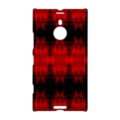 Red Black Gothic Pattern Nokia Lumia 1520 by Costasonlineshop