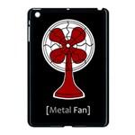 Metal Fan Apple iPad Mini Case (Black)