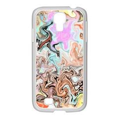Distortedbeauty Samsung Galaxy S4 I9500/ I9505 Case (white) by theunrulyartist