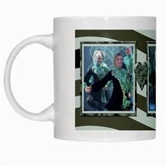 Loved Irish Mug By Deborah   White Mug   Q3pnod0lc7ka   Www Artscow Com Left
