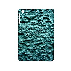 Blue Green  Wall Background Ipad Mini 2 Hardshell Cases by Costasonlineshop