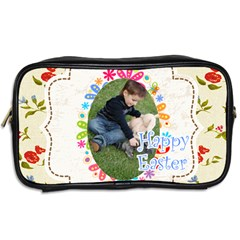 Easter By Easter   Toiletries Bag (two Sides)   Jm8udxobmn8e   Www Artscow Com Back