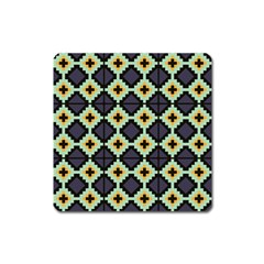 Pixelated Patternmagnet (square) by LalyLauraFLM