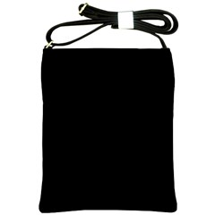 Black Gothic Shoulder Sling Bags by Costasonlineshop