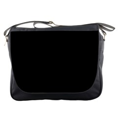 Black Gothic Messenger Bags by Costasonlineshop