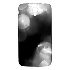 Black And White Circle Samsung Galaxy Mega I9200 Hardshell Back Case by timelessartoncanvas