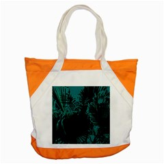 Palm Designs Accent Tote Bag  by timelessartoncanvas