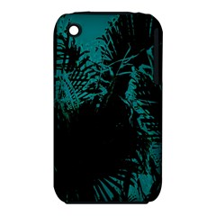 Palm Designs Apple Iphone 3g/3gs Hardshell Case (pc+silicone) by timelessartoncanvas