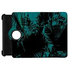 Palm Designs Kindle Fire Hd Flip 360 Case by timelessartoncanvas