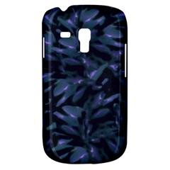Tropical Dark Pattern Samsung Galaxy S3 Mini I8190 Hardshell Case by dflcprints