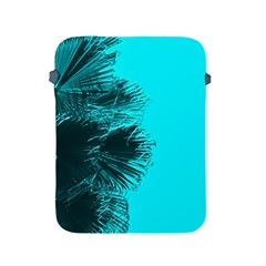 Modern Palm Leaves Apple Ipad 2/3/4 Protective Soft Cases by timelessartoncanvas