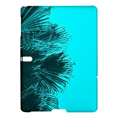 Modern Palm Leaves Samsung Galaxy Tab S (10.5 ) Hardshell Case  by timelessartoncanvas