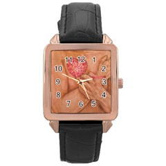 Embrace Love  Rose Gold Watches by KentChua