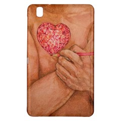 Embrace Love  Samsung Galaxy Tab Pro 8 4 Hardshell Case by KentChua