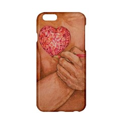 Embrace Love  Apple Iphone 6/6s Hardshell Case by KentChua