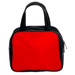 Trendy Red  Classic Handbags (2 Sides) by Costasonlineshop