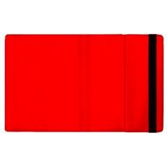 Trendy Red  Apple Ipad 3/4 Flip Case by Costasonlineshop