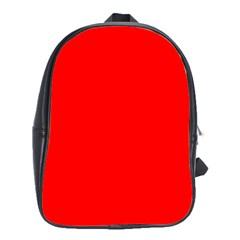 Trendy Red  School Bags (xl)  by Costasonlineshop