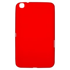Trendy Red  Samsung Galaxy Tab 3 (8 ) T3100 Hardshell Case  by Costasonlineshop