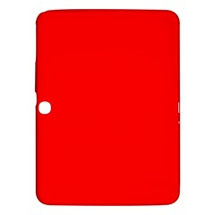 Trendy Red  Samsung Galaxy Tab 3 (10 1 ) P5200 Hardshell Case  by Costasonlineshop