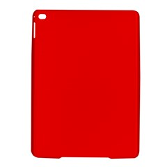 Trendy Red  Ipad Air 2 Hardshell Cases by Costasonlineshop
