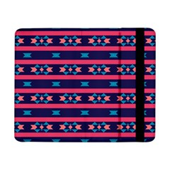 Stripes and other shapes pattern			Samsung Galaxy Tab Pro 8.4  Flip Case by LalyLauraFLM