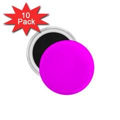 Trendy Purple  1.75  Magnets (10 pack)  by Costasonlineshop