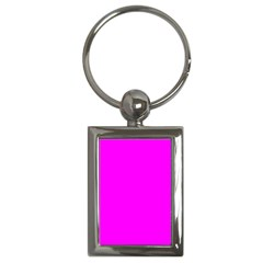 Trendy Purple  Key Chains (rectangle)  by Costasonlineshop