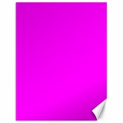 Trendy Purple  Canvas 18  X 24   by Costasonlineshop