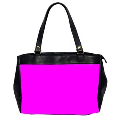 Trendy Purple  Office Handbags (2 Sides)  by Costasonlineshop