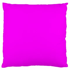 Trendy Purple  Large Cushion Cases (one Side)  by Costasonlineshop