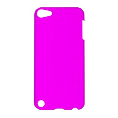 Trendy Purple  Apple Ipod Touch 5 Hardshell Case by Costasonlineshop