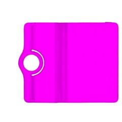 Trendy Purple  Kindle Fire HDX 8.9  Flip 360 Case by Costasonlineshop