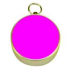 Trendy Purple  Gold Compasses by Costasonlineshop