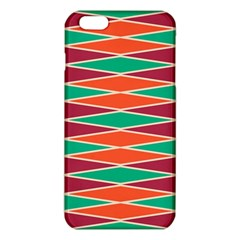 Distorted Rhombus Patterniphone 6 Plus/6s Plus Tpu Case by LalyLauraFLM