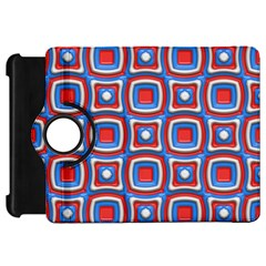 3d Squares			kindle Fire Hd Flip 360 Case by LalyLauraFLM