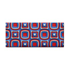 3d Squares hand Towel by LalyLauraFLM