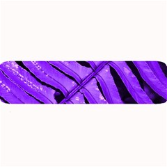 Purple Fern Large Bar Mats by timelessartoncanvas