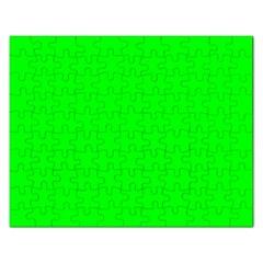 Cool Green Rectangular Jigsaw Puzzl by Costasonlineshop