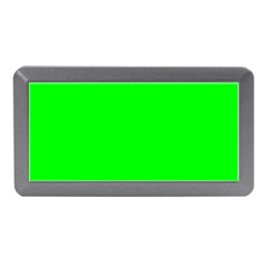 Cool Green Memory Card Reader (mini) by Costasonlineshop